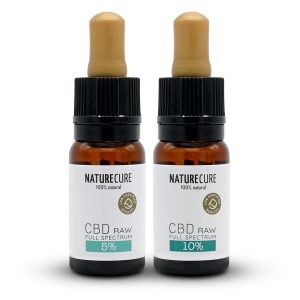 CBD RAW oil