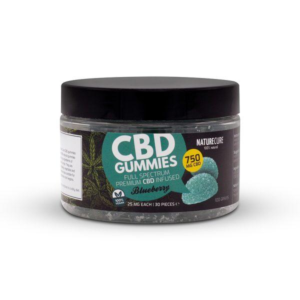Nature Cure CBD Gummies