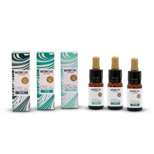 Nature Cure CBD Oil