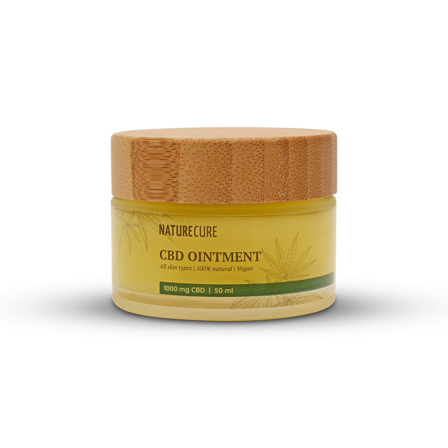 Nature Cure CBD Ointment