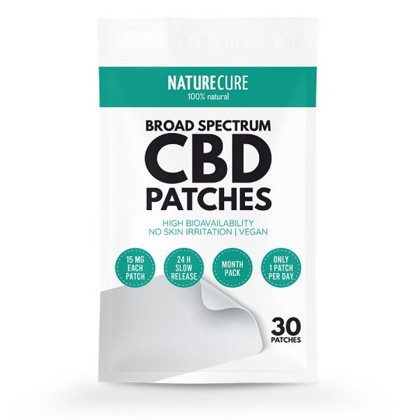 Nature Cure Cbd Patches