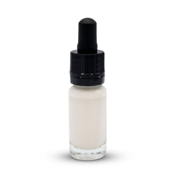 white label cbd water soluble bottle with pipette